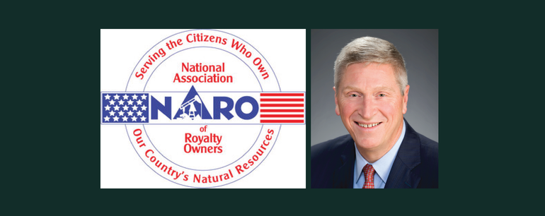 'Real Property Severance of Oil and Gas Rights' - Scott Kurkoski Speaks at NARO Convention