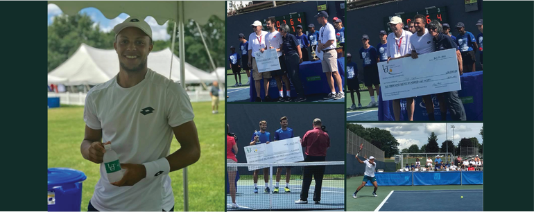 Jay Clarke wins 1st ATP Challenger Title at the 25th Anniversary of the LGT Tennis Challenger - July 23-29