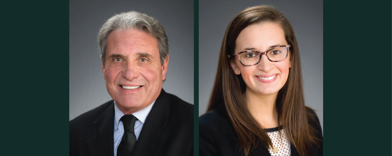 LEVENE GOULDIN & THOMPSON ATTORNEYS COLLECT $500,000 IN SEXUAL HARASSMENT CASE