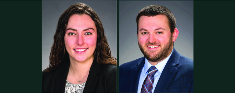 LG&T Welcomes New Associates - Alycia Kimmel and Jordan Charnetsky
