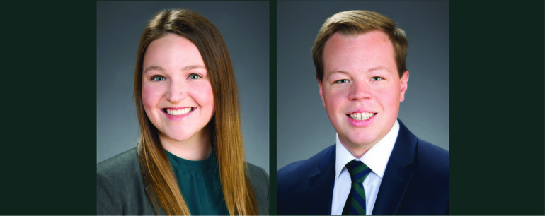 LGT Welcomes New Associates